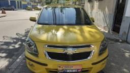 Taxi cobalt graphite 2015 completo com kit gnv