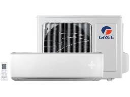 Ar-condicionado Split Gree 12.000 BTUs Quente/Frio<br><br>