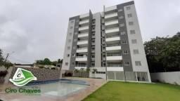 Apartamento à venda, 73 m² por R$ 254.380,25 - Centro - Eusébio/CE