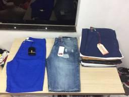 Bermudas jeans Original $100,00 Reais cada