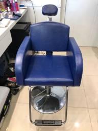 Cadeira reclinável Cabelereiro/maquiagem