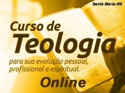Curso Completo Bacharel em Teologia Livre 12 x R$19,19