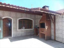 Casa à venda com 2 dormitórios em Balneário itaóca, Mongaguá cod:352023