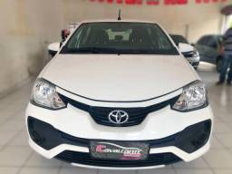 Toyota etios 2018/2018 1.3 x 16v flex 4p manual