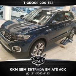 Volkswagen T-Cross 1.0 200 TSI Sense (Aut) (Flex) (PCD)