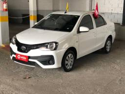 Toyota Etios Sedan X Mt 1.5 2020