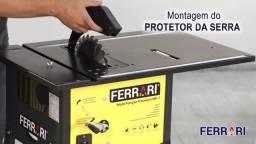 Serra de Bancada Multifunção 1500W MF-7 Premium FERRARI<br>