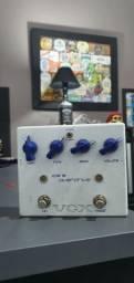 Pedal Vox Ice 9 Joe Satriani Signature - Over Drive.