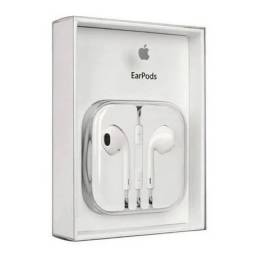 Fone Ouvido iPhone e Android EarPods Conector 3,5mm p2