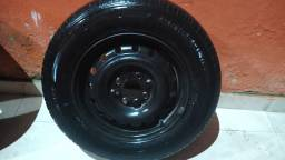 Vendo Roda Aro 13 Medida do Pneu 175/70/13