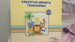 Cobertor Infantil Jolitex Ternille 1,10mx90cm
