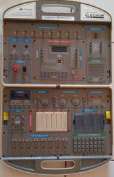 Kit eletrônica 500 em 1 Minipa MK-904
