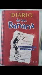 Livro; diário de um banana