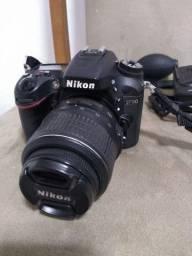Câmera Nikon D7100 (LEIA O ANÚNCIO COMPLETO POR FAVOR)