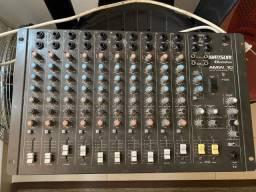 Mesa de som 10 canais faço parcelado