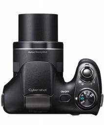 Máquina fotográfica semi profissional cyber shot sony