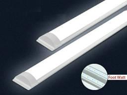 Luminária LINEAR 40w 1,20cm Forte