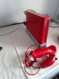 Wii vermelho