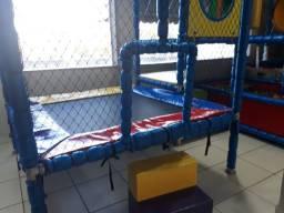 Brinquedao e toalhad longas de jacquard