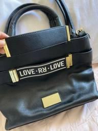 Vendo bolsa preta