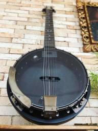 Banjo Dean bw6e - banjolão 6 cordas