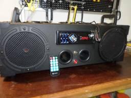 Caixas acústicas diversas - de 200W RMS a 1.600W RMS