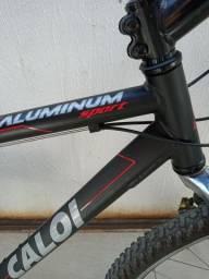 Caloi Aluminum Sport Seminova