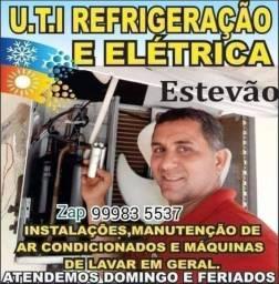 U.T.I REFRIGERAÇÃO E ELÉTRICA