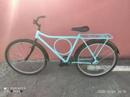 Vendo bicicleta aro 26 toda revisada Barra circular