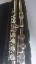 Flauta transversal (Buescher Aristocrat)