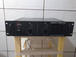 Potência de som GSA 1600 Turbo 600 watts Dobson ? Semi-nova