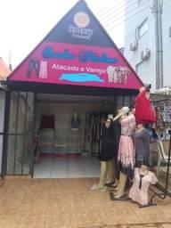 Loja de roupas variedades