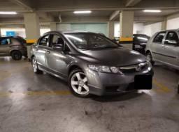 Honda Civic LXS 1.8 Automático (R$ 1.280 de Entada)