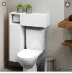 Armário de banheiro para vaso sanitário