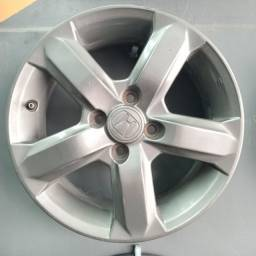 Rodas originais Honda Fit Aro 15