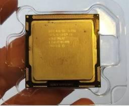 Processador Intel I5 750 lga 1156 novíssimo em perfeito estado!