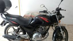 Moto suzuki 125.