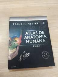 Atlas de Anatomia Humana - Netter 6ª edição