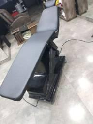 Cadeira elétrica para tatuador