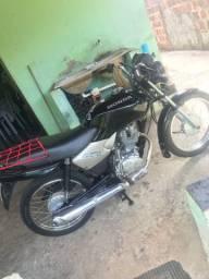 Fan 125 cc , Ano 2008 ks