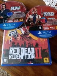 Red Dead Redemption 2 semi novo