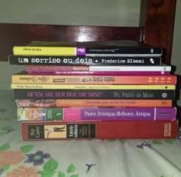2 livros por R$ 10