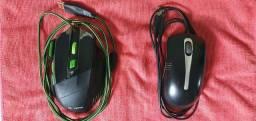 Mouse gamer Spinn Army Line Sniper 3200dpi + Mouse de escritório usados