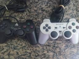 Playstation 2 Slim série (prata).