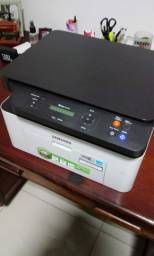 Impressora Samsung Multifuncional Xpress M2070W