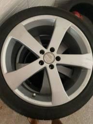 Roda 18 e pneu