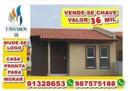 Village dos Pássaros 3 Chave