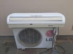 Ar condicionado lg 9000 Q/F leia a descrição