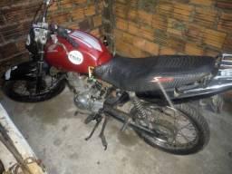 só pra quem intende moto de leilão cg Titam 150 motor só o filé