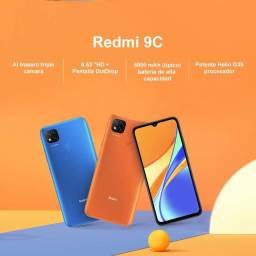 Xiaomi Redmi Note 9 C 2 GB Ram 32 GB - Garantia - Somos Loja Física